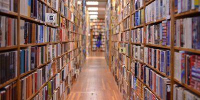 Knowledge in books